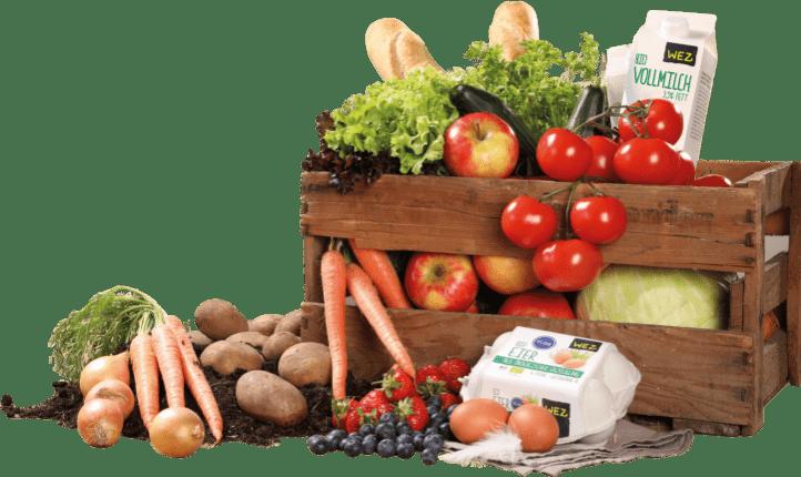 regionales Gemüse aus Minden-Lübbecke und dem Schaumburger Land