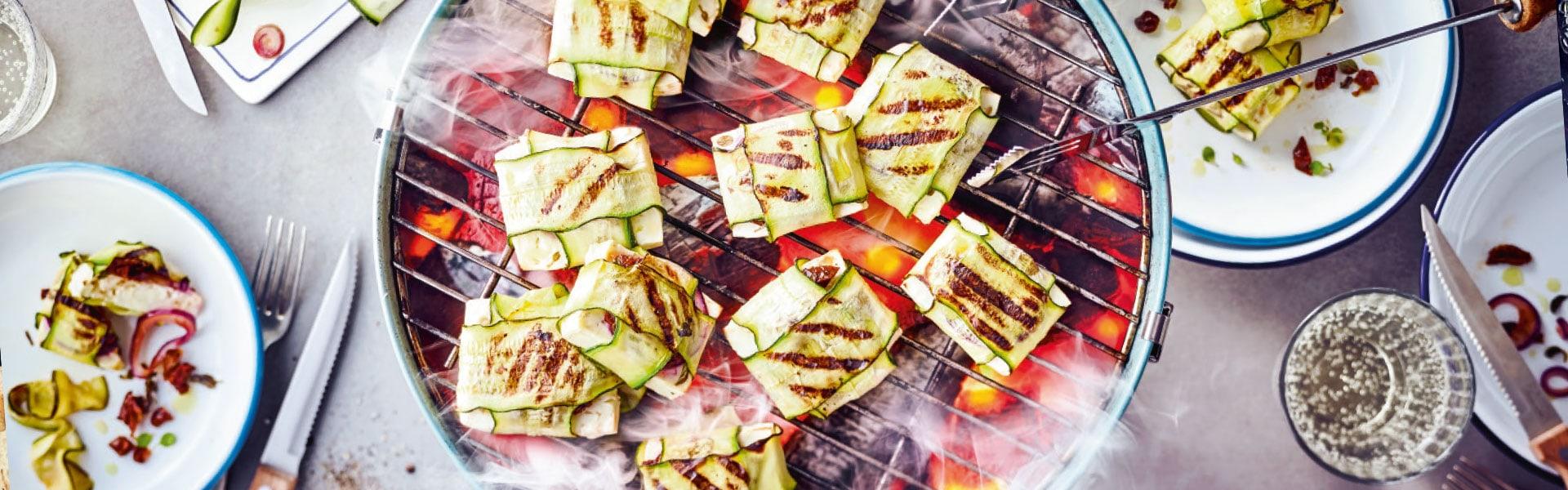 Zucchinipäckchen