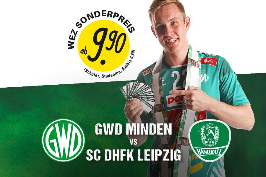 GWD-Saisonstart – Ticketaktion