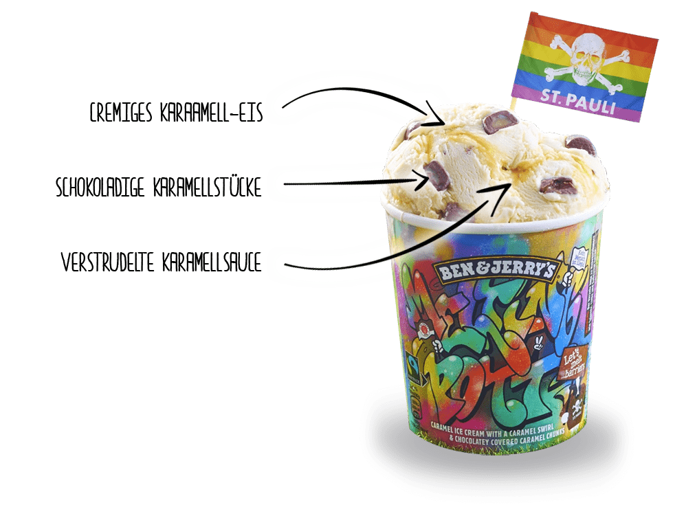 Ben & Jerry's Melting Pott | Limited Edition