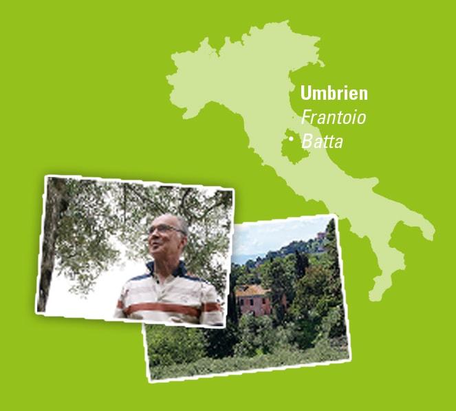 Batta aus Umbrien