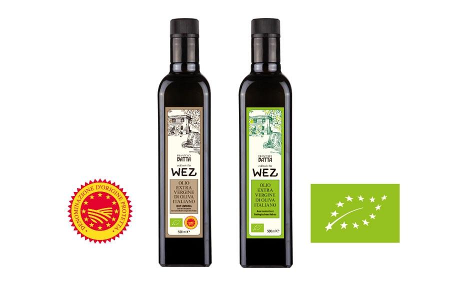 batta olivenöl produktabbildungen