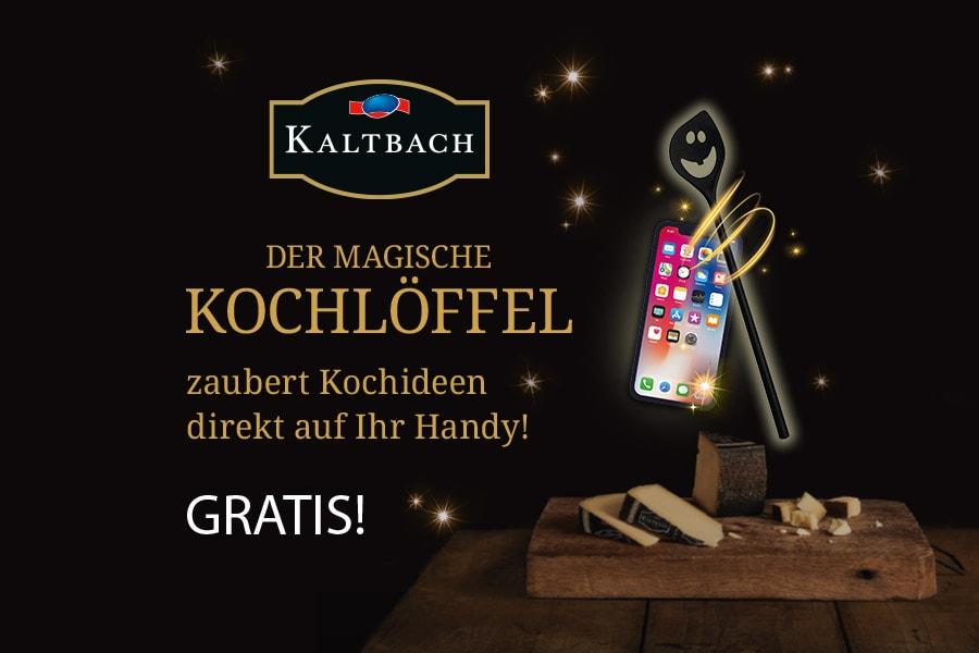 Kaltbach – magischer Kochlöffel