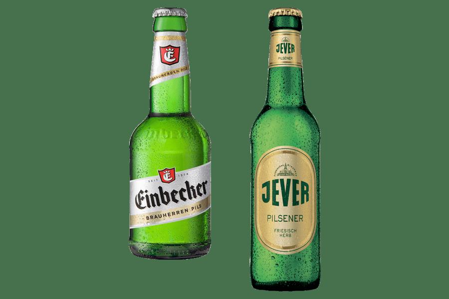Jever und Einbecker - Bier aus Niedersachsen