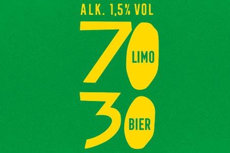 Limobier Zitrone