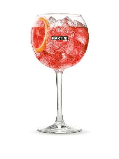 Martini Fiero Glas