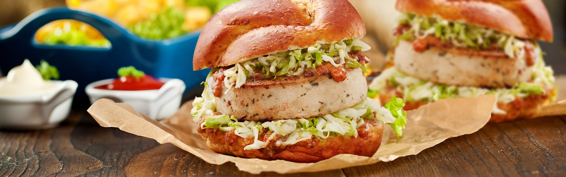 Bavaria Burger