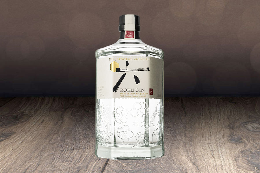 Roku – Japanese Craft Gin