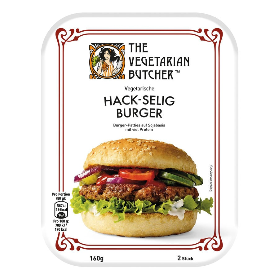 Hack-selig Burger