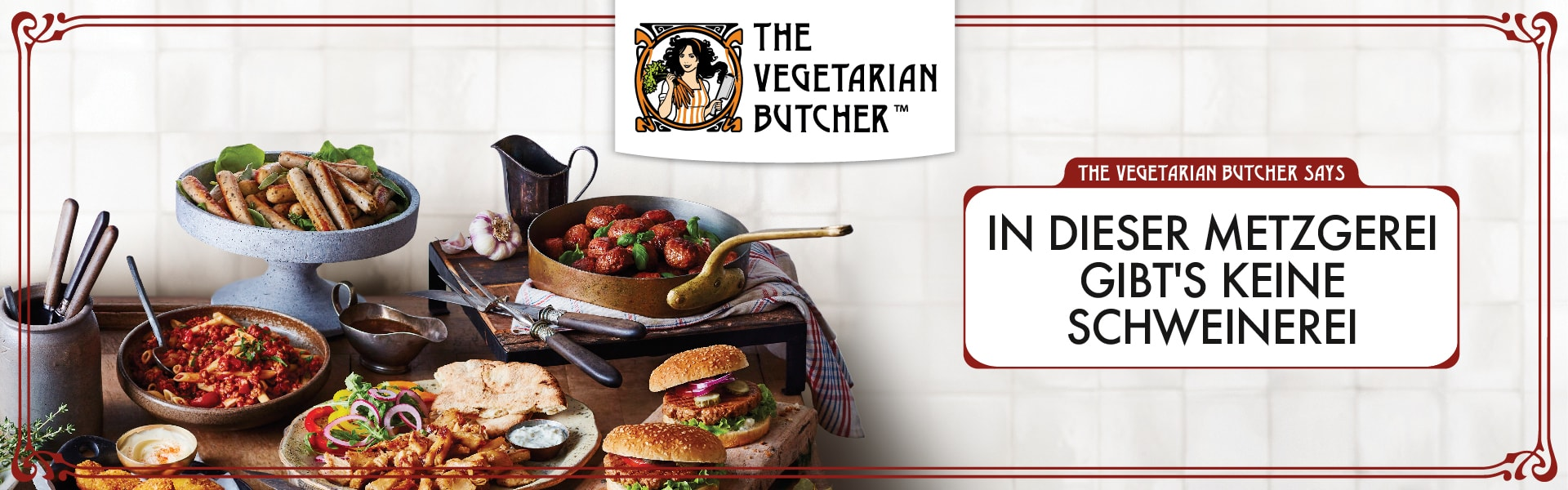 The Vegetarian Butcher