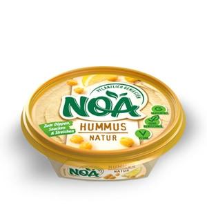 natürlicher Humus-Dipp