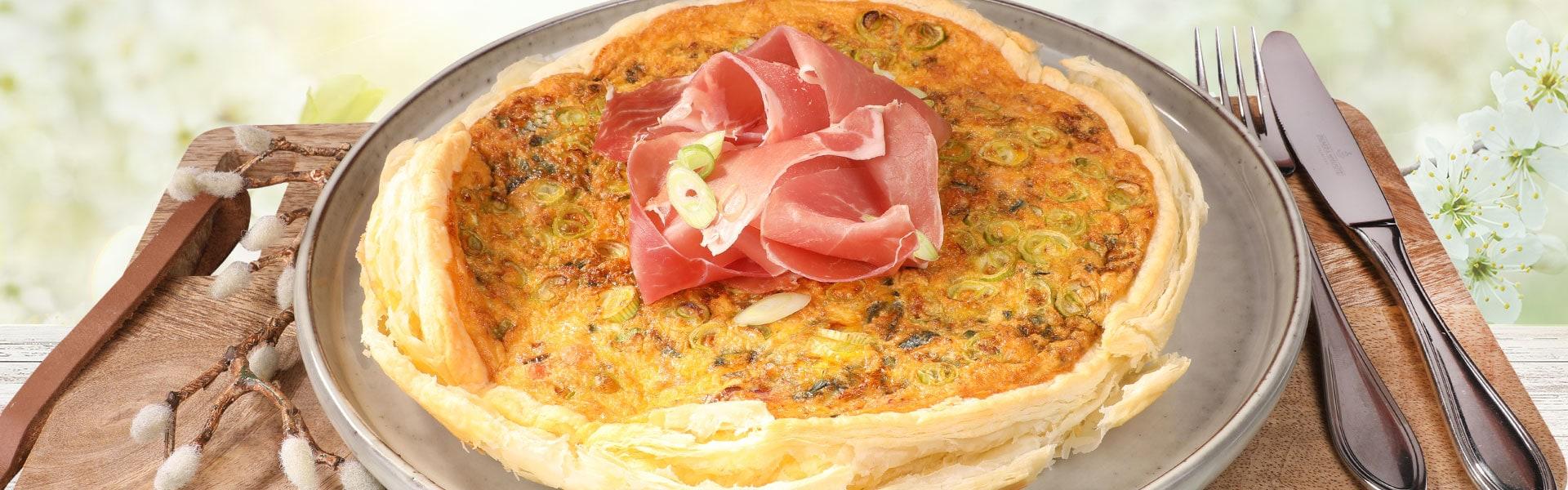Frühstücks Quiche – Hollands Gourmet Service Osterrezepte